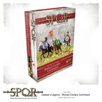 SPQR: Caesar's Legions - Roman Cavalry Command (3)