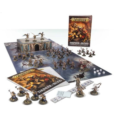Thunder & Blood: A Starterset for Warhammer Age of Sigmar