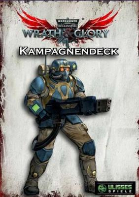 WH40K Wrath & Glory - Kampagnen Kartendeck