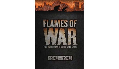 Flames Of War Rulebook MW (4. Edition)