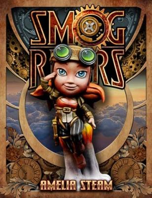 Amelia Steam (Smog Rider)