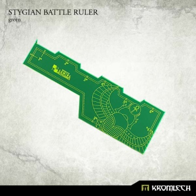 Stygian Battle Ruler [green]