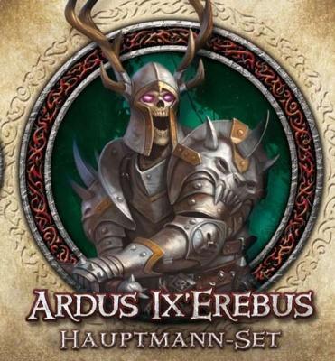 Descent 2. Edition: Ardus Ix'Erebus  Hauptmann-Set
