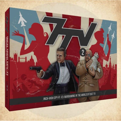 7TV 2nd edition Boxed Game