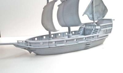 Schiffbausatz 2