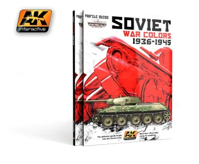 Soviet War Colors 1936-45 Guide