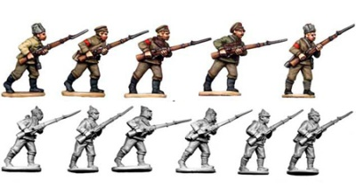 Bolshevik Infantry (10)