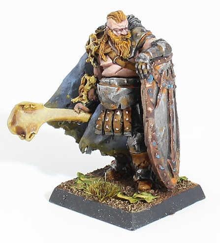 Barbarian Chieftain #1
