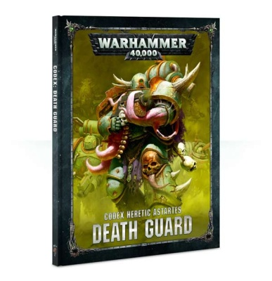 Codex: Death Guard (Englisch)