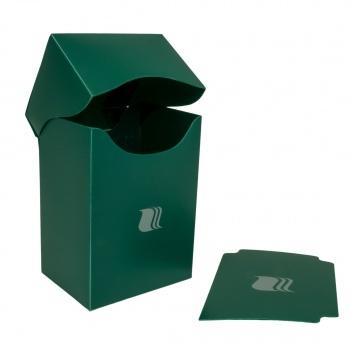 Blackfire Deck Holder Vertical - for 80+ Cards - Green