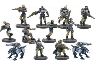 Enforcer Pathfinders (12)