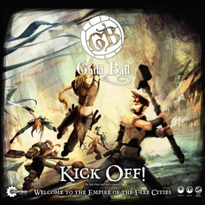 Kick Off! - Guild Ball 2 Player Starter Box
