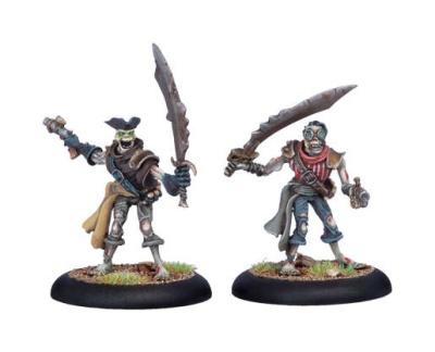 Cryx Revenant Pirate Crew (2)