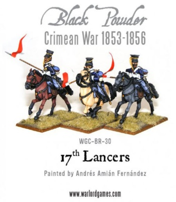 Crimean War: 17th Lancers 1853-1856