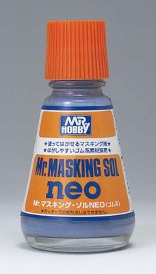 Mr Hobby Masking Sol - neo
