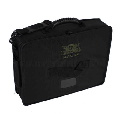 BATTLE FOAM P.A.C.K. 216 Pluck Foam Load Out BLACK