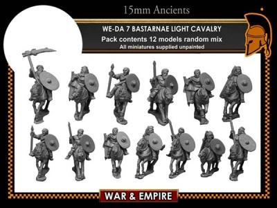 Bastarnae Light Cavalry
