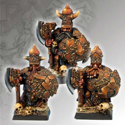 Boyars Chiefs Set of 3 Miniatures
