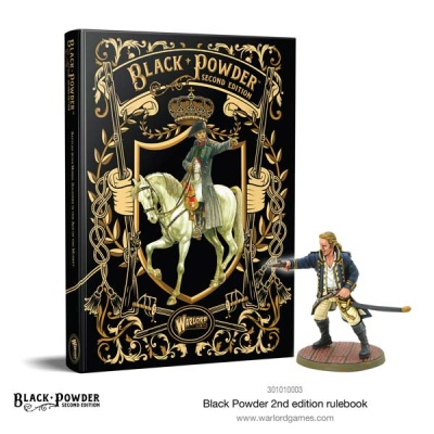 Black Powder II Rulebook + PROMOMINI