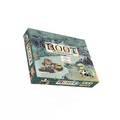 Root Flussvolk Erweiterung -deutsch