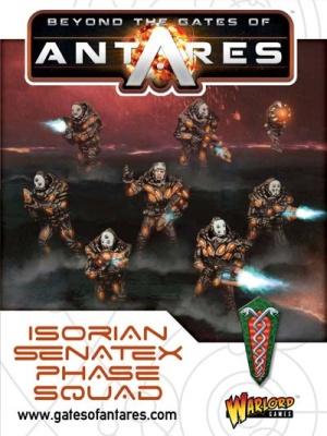 Isorian Senatax Phase Squad (5)