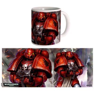 Blood Angels Space Marines Tasse