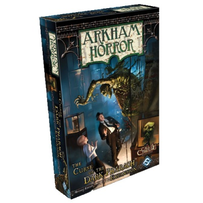 Arkham: Curse of Dark Pharaoh engl.