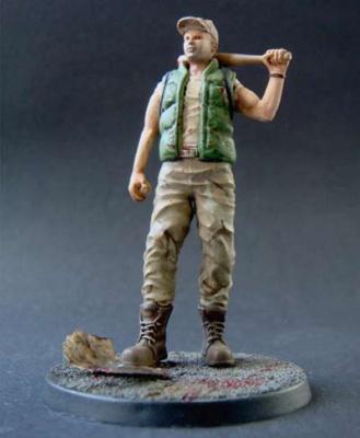 Survivor - Brad (Baseball mit Granaten)