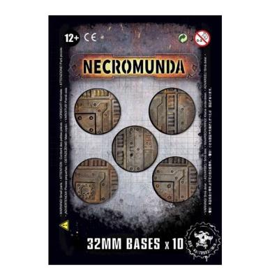 Necromunda-Bases (32 mm) (MO)