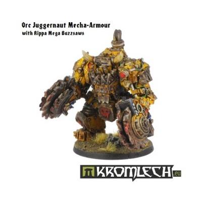 Orc Juggernaut with Rippa Buzzsaws
