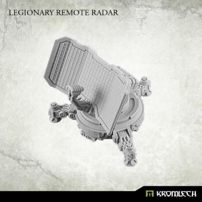 Legionary Remote Radar