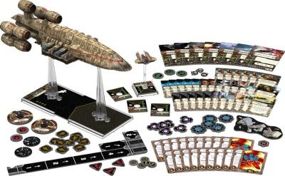 Star Wars X-Wing: C-ROC Kreuzer