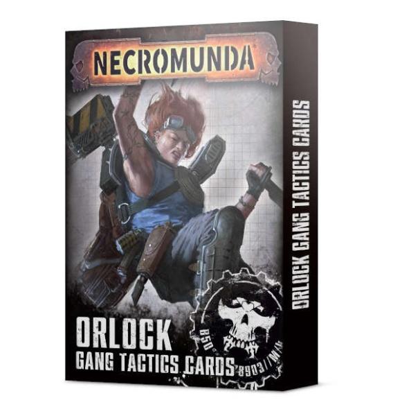 Necromunda: Orlock-Gangkarten