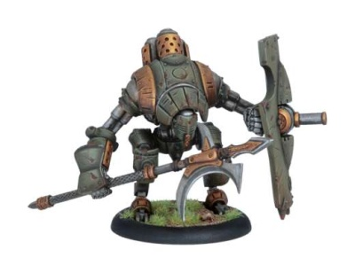 Mercenary Vanguard Light Warjack