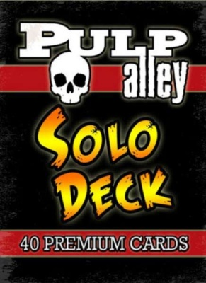 PULP ALLEY: Solo Deck