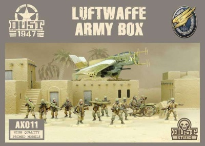 Luftwaffe Army Box
