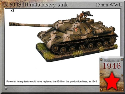 IS-III m45 heavy tank (3)