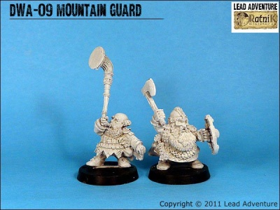Mountain Guard (2)