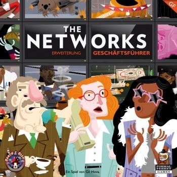 The Networks - Geschäftsführer Erweiterung