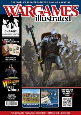 Wargames Illustrated Nr 389