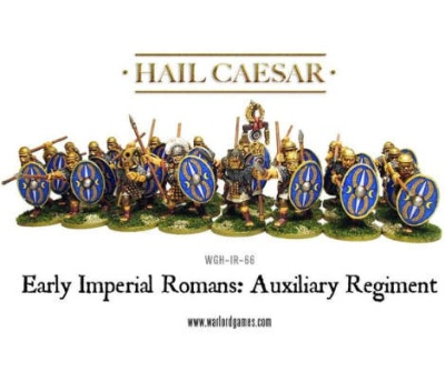 Early Imperial Romans: Auxiliary Regiment (24)