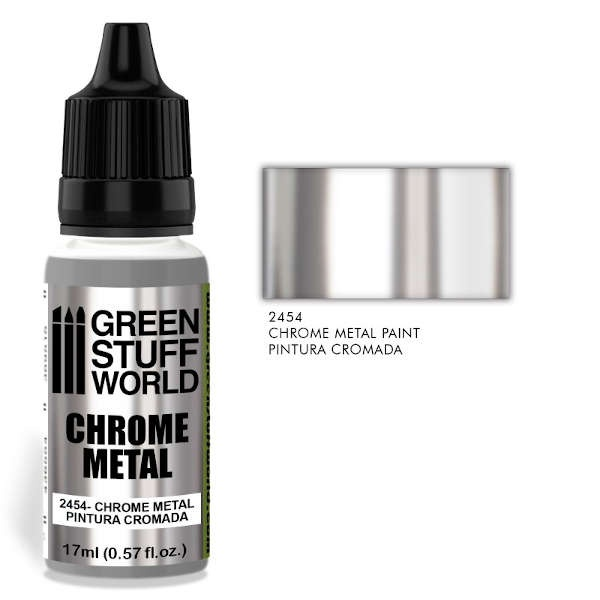 Chrome Paint 17ml
