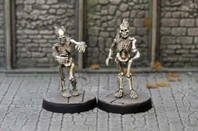 Fossil Skeletons (2)