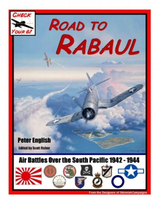 Road to Rabaul: Air combat over New Guinea and Rabaul 42-44