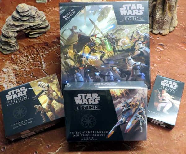 SW: Legion - MAY 4TH Galaktische Republik Bundle