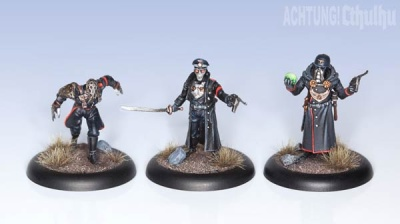 Achtung!Cthulhu - Nazi Villains: Black Sun (3)