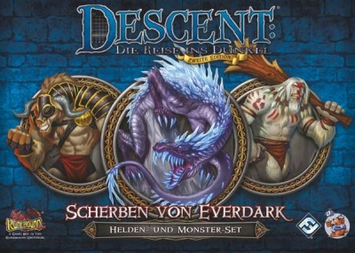 Descent 2. Edition: Scherben von Everdark