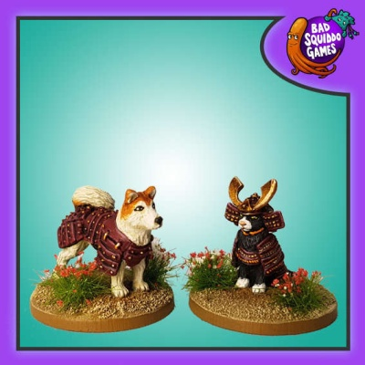 Bushidoge & Shogun Meow (2)