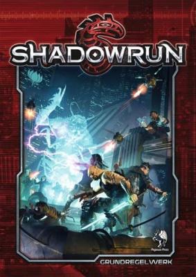 Shadowrun Regelbuch, 5. Edition (DINA5)