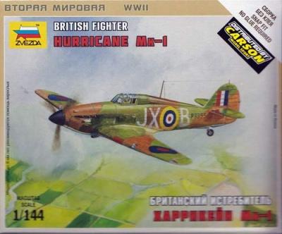 1:100 Wargame AddOn: Hurricane MK-1